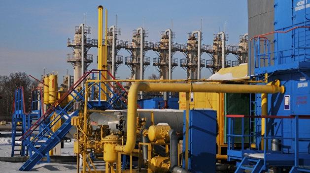 В подземных хранилищах Украины накопили почти весь газ, необходимый на зиму