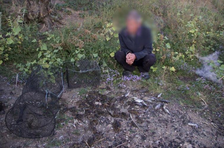На Николаевщине два браконьера наловили рыбы на 160 тысяч штрафа