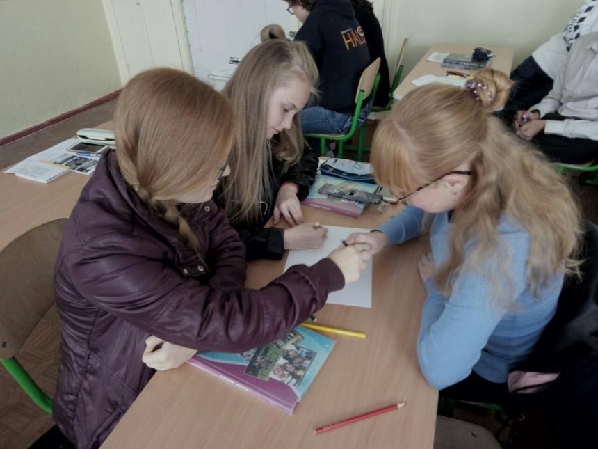 В Николаеве школьникам рассказали о здоровом способе жизни