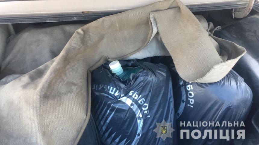 В Николаеве задержали группировку, которая воровала дизтопливо