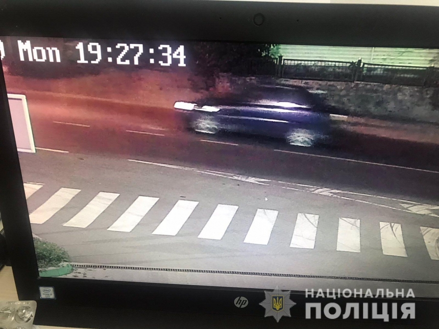 В Первомайске ищут автомобиль, который сбил пешехода и скрылся