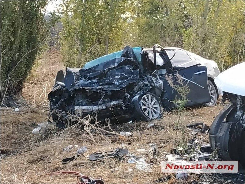 Водитель «Лексуса», попавший в смертельное ДТП под Николаевом, не помнит обстоятельств аварии
