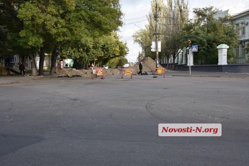 Из-за перекрытия ул. Чигрина на прилегающих улицах царит хаос. ВИДЕО