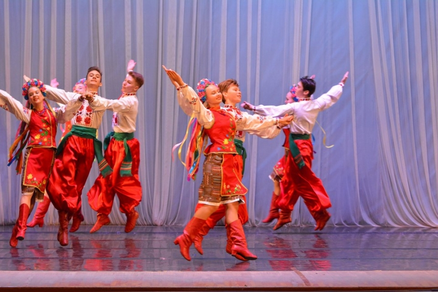 Николаевские «Юнги» покоряют «танцевальный Олимп»