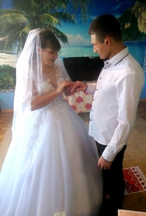 «Свадьба за решеткой» - в колонии на Николаевщине женился заключенный