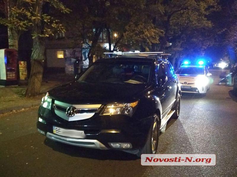 В Николаеве внедорожник сбил школьника — мальчик госпитализирован