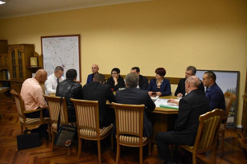Александр Стадник встретился с кандидатами на должности председателей РГА по программе LIFT