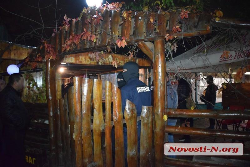 Забрали у бизнесмена авто и были вооружены: подробности задержания вымогателей в Николаеве