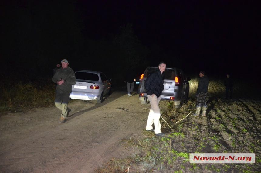 На Николаевщине фирма, охранявшая урожай, воспрепятствовала в его убор