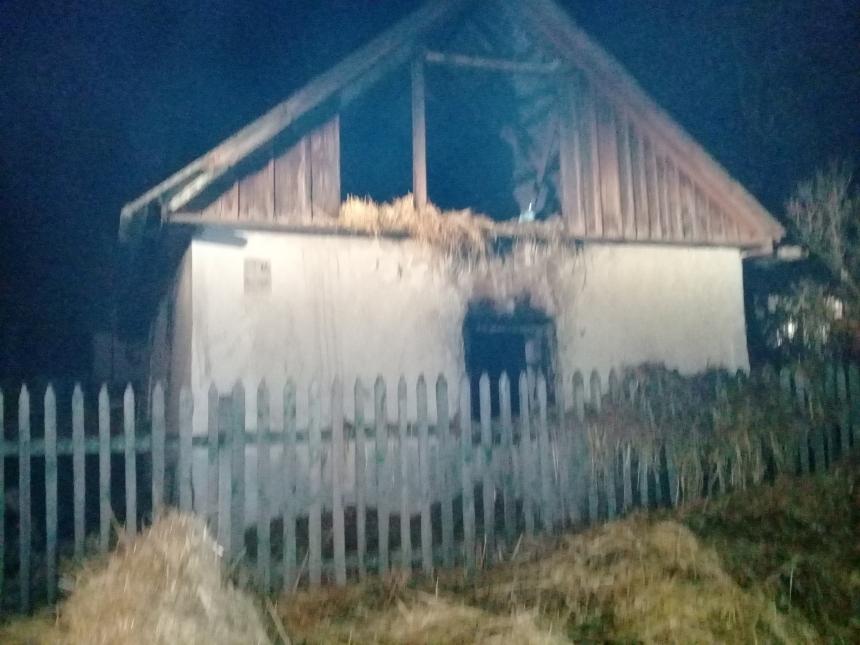 В воскресный день на Николаевщине горели два жилых дома