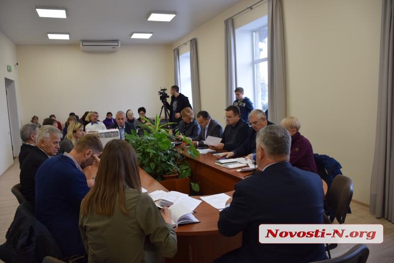 В Николаеве хотят застроить часть сквера «Подвига ликвидаторов аварии ЧАЭС»