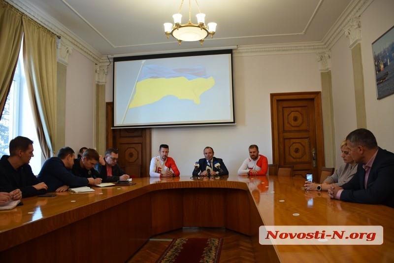 В Николаеве на марафоне будут бежать 4 тысячи человек — движение транспорта перекроют на полдня