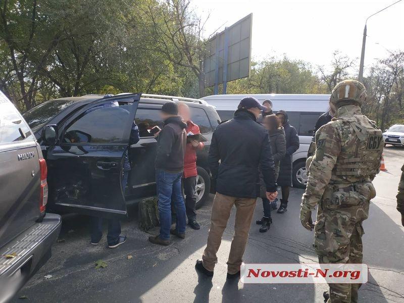 В Николаеве задержали известного криминального авторитета Апти