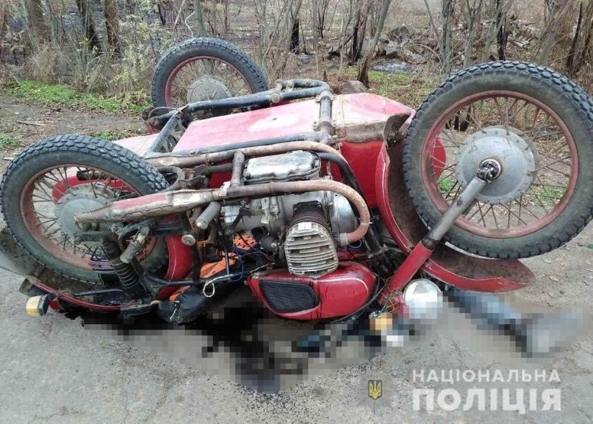 На Николаевщине погиб 32-летний мужчина — перевернулся на МТ-10