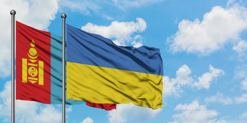 Украинцы смогут ездить в Монголию без виз