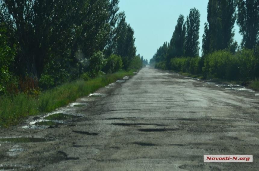 Белорусская компания отремонтирует пять километров трассы Н-11 за 117 млн