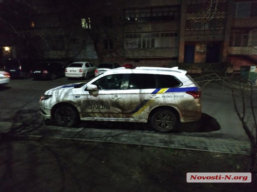 В центре Николаева напали на журналиста — пострадавшего увезла «скорая»