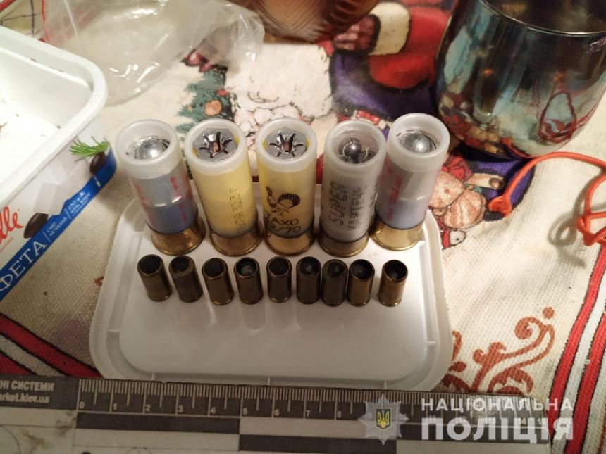 На Николаевщине гость расстрелял из ружья сожительницу собутыльника