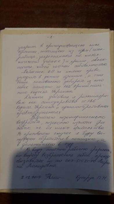 В Николаеве сотрудники «Центра защиты животных» проникли в чужой двор и забрали домашних собак
