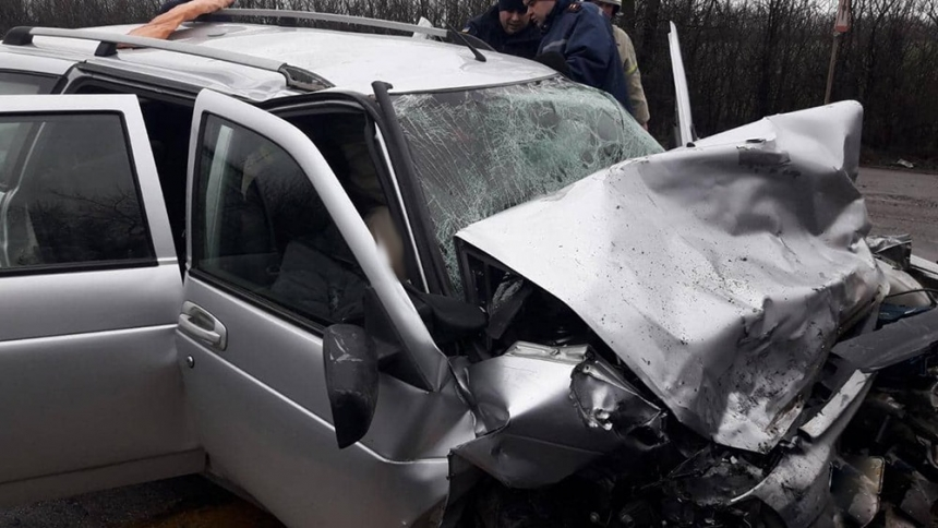 ДТП под Южноукраинском: один погибший, 6 пострадавших, в том числе граждане Германии