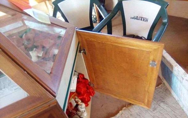 В Одессе обокрали музей старинного оружия