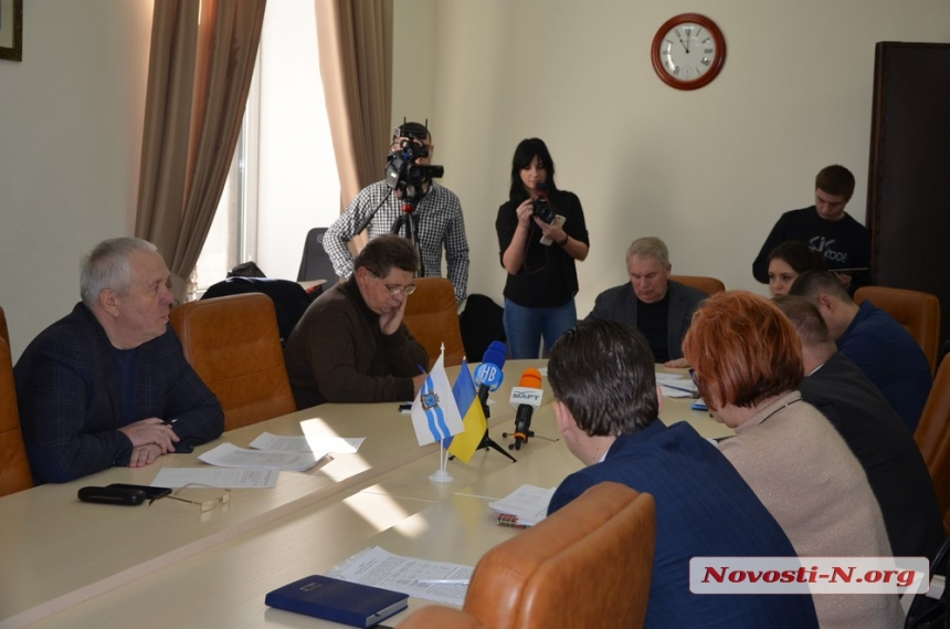 В Николаевской ТЭЦ утверждают, что прислали николаевцам счета за тепло за два месяца