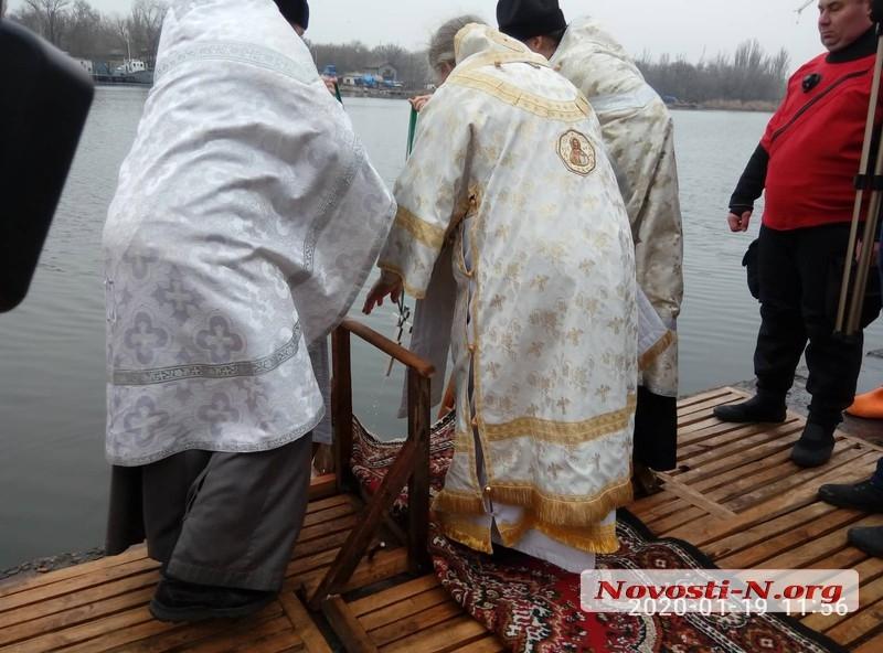 Крещение Господне в Николаеве: по улицам города прошел Крестный ход