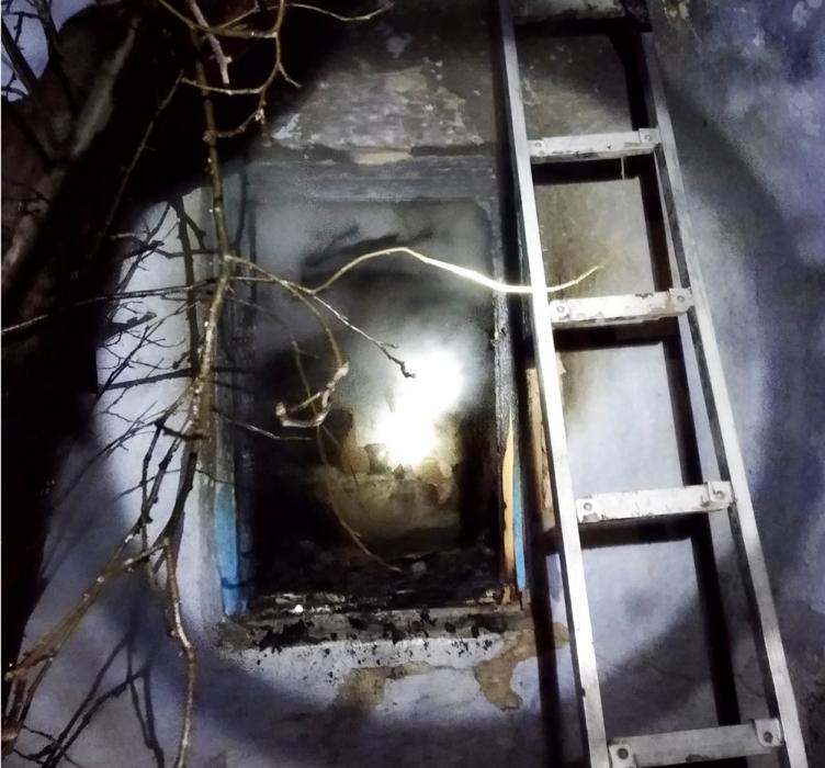В Николаеве горел частный дом: погиб мужчина
