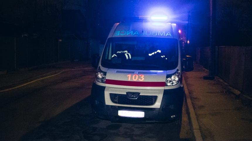 В Киеве женщина заявила, что ее избили из-за русского языка: ей сломали нос и выбили зубы