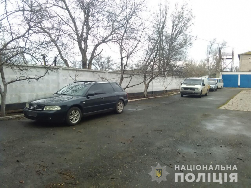 На Николаевщине 4 «приезжих» вора обокрали «Укртелеком»: их поймали с поличным