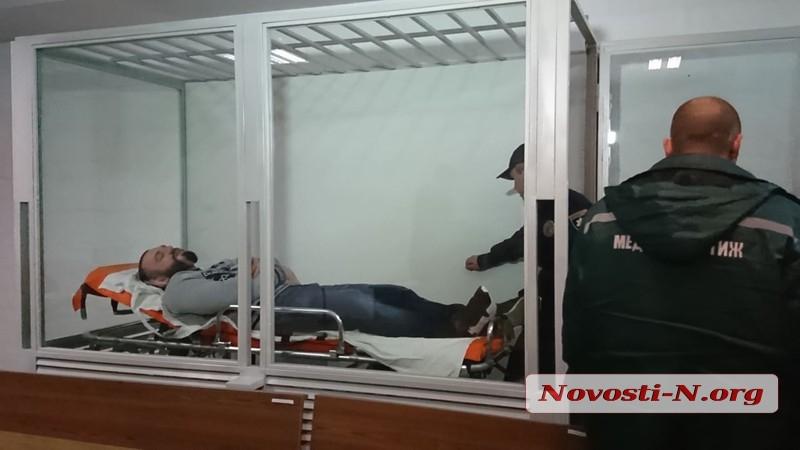 В Николаеве избирают меру пресечения водителю Range Rover, перевернувшего маршрутку. Онлайн
