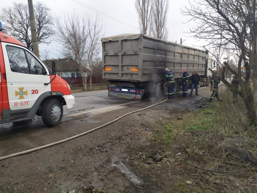 За сутки на Николаевщине трижды горели автомобили