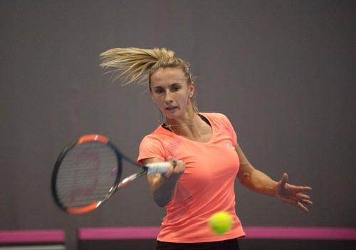 Спортсменка из Южноукраинска выиграла сложнейший матч и вышла в полуфинал в Индиан-Уэллсе