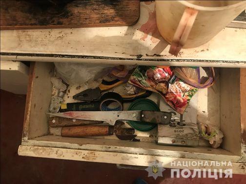 На Николаевщине парень, разнимая драку, получил удар ножом в грудь