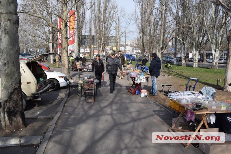 Карантин в Николаеве: рынки продолжают работать, несмотря на запрет