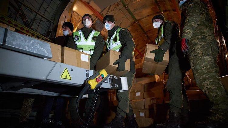 Нацгвардия уже сегодня доставит тесты на коронавирус во все области Украины
