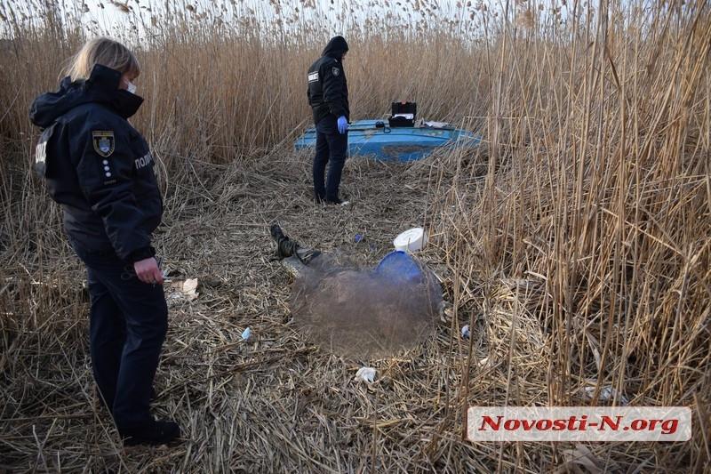 В Николаеве на берегу реки Ингул обнаружили мужской труп