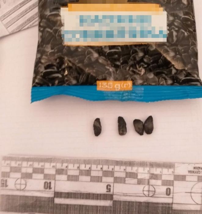 В продуктах, которые передали заключенным Николаевского СИЗО, обнаружили наркотики