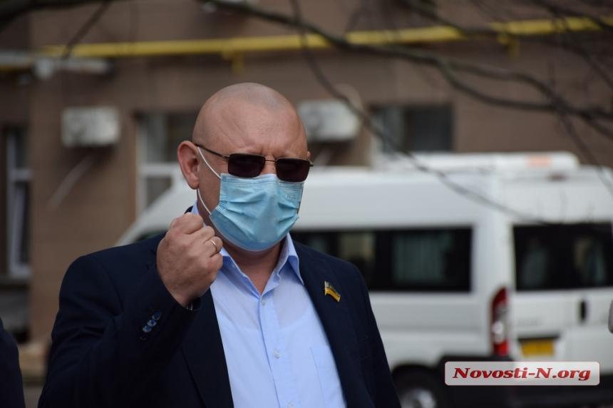 В Николаеве депутаты со скандалом пытались снять аренду с предпринимателей на время карантина