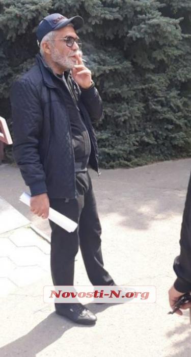 Сбежавший из-под конвоя в Вознесенске задержанный оказался «смотрящим» из Закарпатья