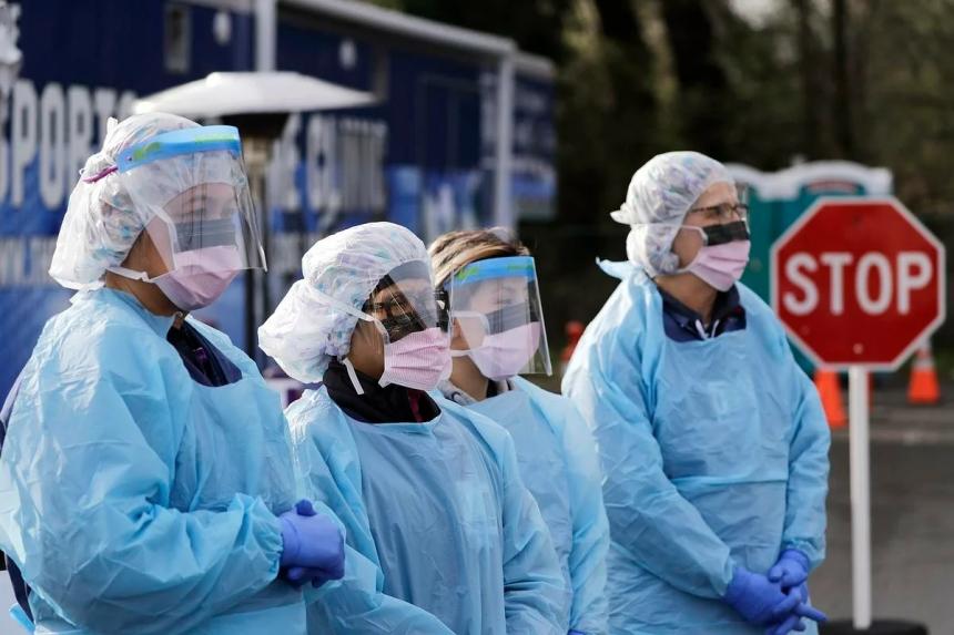 350 медиков в России отказались выходить на работу из-за коронавируса