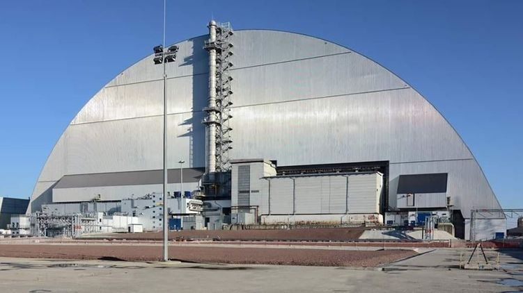 В Чернобыльской зоне будут строить новое хранилище для ядерных отходов