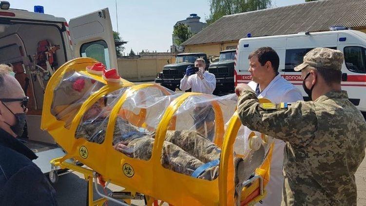 В украинской армии за сутки количество больных коронавирусом увеличилось на четверть