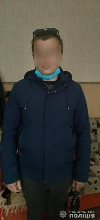 Угнанный на Николаевщине «Мерседес» нашли в Хмельницкой области