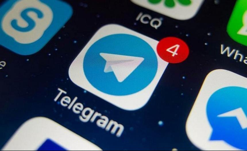 В Украине предложилизаблокировать мессенджер Telegram