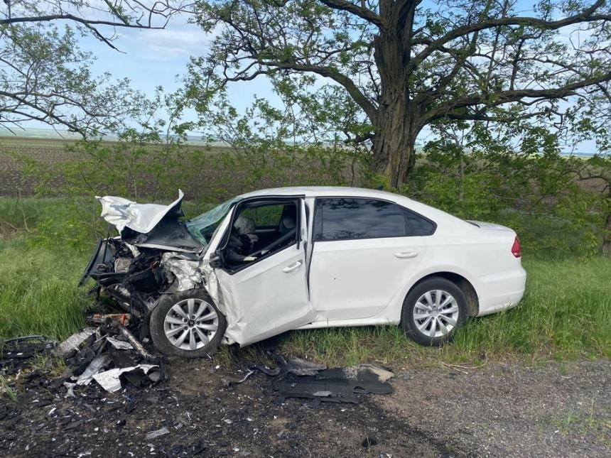 Тройное ДТП с двумя погибшими на Николаевщине: подробности