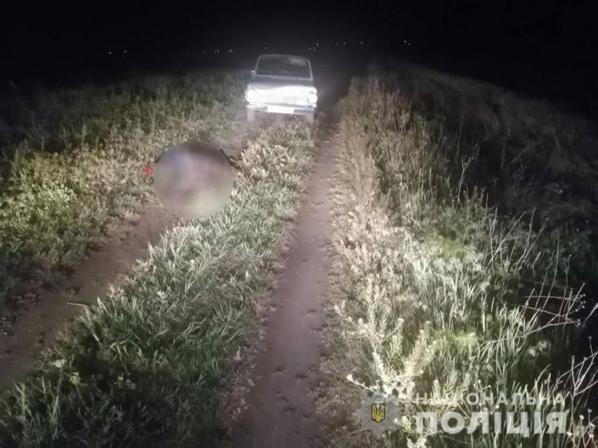 На Николаевщине «Запорожец» сбил насмерть пешехода