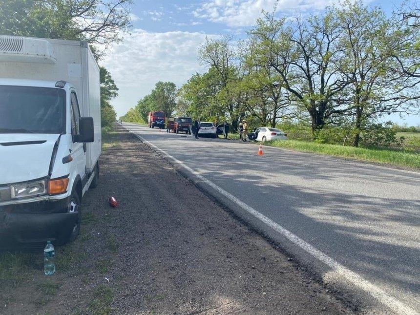 Тройное ДТП с двумя погибшими на Николаевщине: задержан водитель «Ивеко»