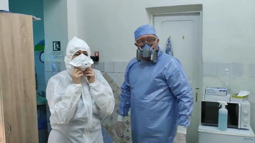 Николаевской «инфекционке» не хватает выделенных средств на выплату зарплат