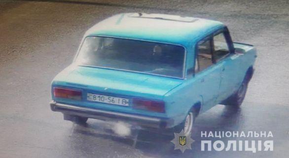 На Николаевщине неизвестные угнали из гаража «Жигули»